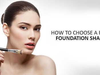 how to choose a right foundation shade